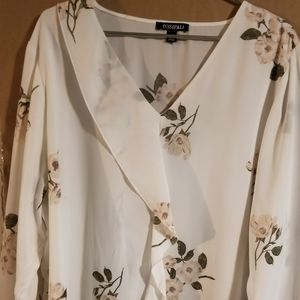 Roz & Ali light weight Blouse